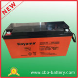 12V 150ah AGM-Solarbatterie für Telekommunikation, Kraftwerk