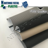 Имитационная кожа Faux винила PVC для мест автомобиля