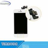 La mejor calidad LCD para la pantalla del LCD del iPhone 5 con el cable de la flexión de la cámara pequeñas piezas