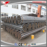 Tubi vuoti verniciati neri del acciaio al carbonio della sezione di ASTM A53 ERW