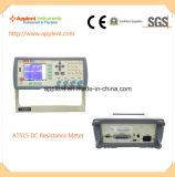 높은 정밀도 DC 저항 미터 디지털 Milli 옴 미터 (AT515)