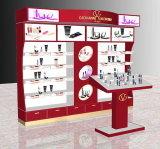 Stand cosmétique de rouge à lèvres de présentoir de Skincare d'affichage pour le produit de beauté (C005)