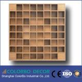 3D الناشر الصوت الخشب لوحة الصوتية للجدار وسقف