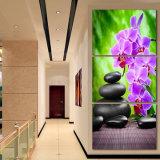 La décoration moderne de maison d'art de mur a estampé des impressions de toile de vestibule d'illustrations de peinture à l'huile