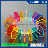 크기와 Colour Customized Cast Acrylic Sheet