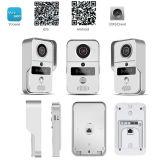 Degré de sécurité à la maison éloigné de Bell de porte d'intercom de téléphone de caméra vidéo de WiFi sans fil neuf chaud