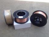 熱い販売0.8mmの白いスプールD270 D300の良質のEr70s-6溶接ワイヤ