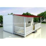 Geprefabriceerde huis van het Huis van de Container van Edesign Nergy van lage Kosten het Moderne Efficiënte