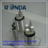 4 cable eléctrico ignífugo de la aleación de aluminio de Sqmm 21kv de las memorias 25