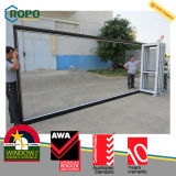 Дверь PVC двойной застеклять UPVC/высокого качества Bifold