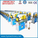Q35Y-12 escolhem a máquina de dobra de perfuração de corte de aço da placa de ângulo do cilindro
