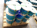Kabel van de Draad van het roestvrij staal 316 7X192.5mm