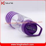 Getränkflasche stroh der Qualitäts 700ml Plastik(KL-7146)