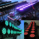 Outdoor 14X12W RGBW 4in1 LED RGB DMX PAR Luz