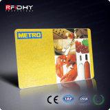신원을%s ID RFID 카드를 접촉하십시오