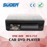 Reproductor de DVD del coche del reproductor de DVD del coche del estruendo del precio de fábrica de Suoer uno con Bluetooth (MCX-710)