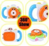 Kamera-pädagogisches Spielzeug der Projektions-1432211-Kids
