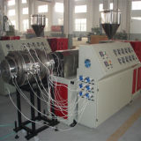 A máquina da extrusão da câmara de ar da tubulação do PE do polietileno para o líquido transporta