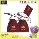 A jóia da jóia da jóia de veludo Ornaments o saco dos acessórios da decoração