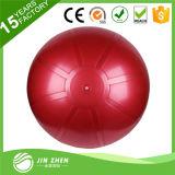 Anti-Repartir la bola de la gimnasia de la estabilidad del ejercicio con la bomba