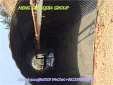 Труба высокого качества поставкы Corrugated стальная