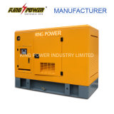 Conjunto de generador diesel silencioso de Perkins 20kw/25kVA en existencias