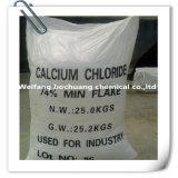 Kalziumchlorid-Schnee-Schmelzagens