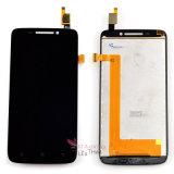Чернота для экрана касания индикации Lenovo S650 LCD мобильного телефона