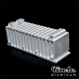 Теплоотвод алюминиевого высокого качества штрангя-прессовани алюминиевый для радиатора