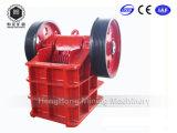Trituradora de quijada de piedra durable de la alta capacidad de la serie del PE (PE250*400)