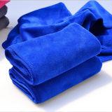 100% toalla fija de alta calidad de microfibra de pelo para SPA (DPF10766)
