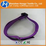 Generischer selbstsichernder Flausch-Kabelbinder für elektronisches Gerät