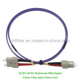 Prix d'usine Sc / St / FC / LC Fiber Optic Patch Cord