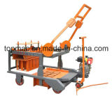 Topall Factory著移動式Block Moulding Machine