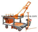 Mobil-Block-formenmaschine durch Topall Fabrik