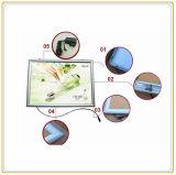 A1, A0 Tamanho LED Snap Frame Slim Light Box