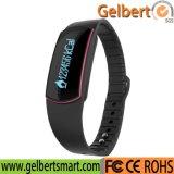人間の特徴をもつIosのためのGelbert Bluetoothのスポーツのスマートな腕時計