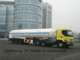 Química Líquido Oxígeno Nitrógeno Argon Combustible Semirremolque