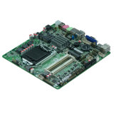 Unterstützungs- LGA1150 I3/I5/I7 ultra dünne MiniItx eingebettete Mainboard 6 COM