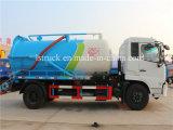 [دونغفنغ] يقايض ماء صرف شاحنة 4*2 [منول ترنسميسّيون] 10 [م3] فراغ شاحنة