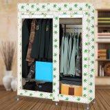 Heißes Sale Oxford Fabric Cloth Wardrobe (WS16-0083, für Schlafzimmermöbel)