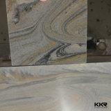 Фабрика Kkr Bespoke акриловые твердые поверхностные слябы для украшения стены