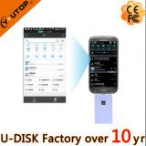 movimentação do flash do USB do cartão do telemóvel de 8/16/32/64G 3 in-1 OTG (YT-3131L)