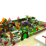 Árvore de coco colorida dos acessórios do campo de jogos