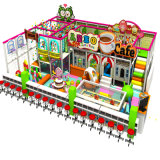 ChildrenのためのキャンデーHouse Indoor Playground