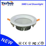 에너지 절약 Residential Usage Recessed 15W LED Downlight