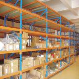 China de fábrica Powder Coating galvanizado servicio liviano Almacén Estanterías