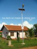 Luz psta solar livre do diodo emissor de luz da manutenção 30W