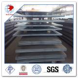 ASTM A36 A283 A572 A516 Structure de construction en métal laminé à chaud Plaque à plaque en acier au carbone à haute résistance