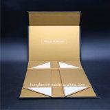 Fácil tomar el rectángulo de papel de empaquetado plegable